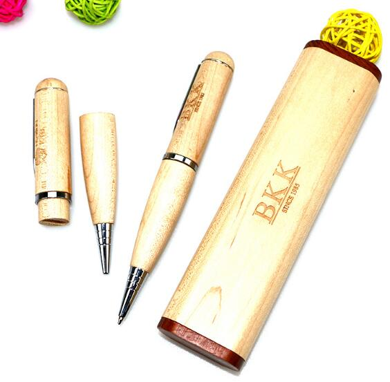 Wooden Pen USB Flash Drive for Promotion