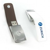 Advertising Leather USB Flash Drive