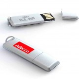 Aluminum USB Flash Stick