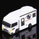 Ambulance Shaped PVC USB Flash Drive