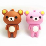 Custom Bear Shaped USB Flash Drive