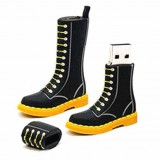 Custom PVC Boot Shaped USB Flash Drive