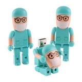 Doctor Shaped USB Flash Drive