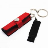 Wallet Leather USB Stick