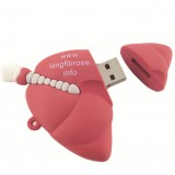 Liver Shaped USB Flash Drive