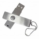 Metal Twist USB Flash Drive