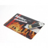 Promotional Card USB Flash Disk