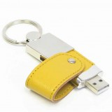 Customized Leather USB Pendrive